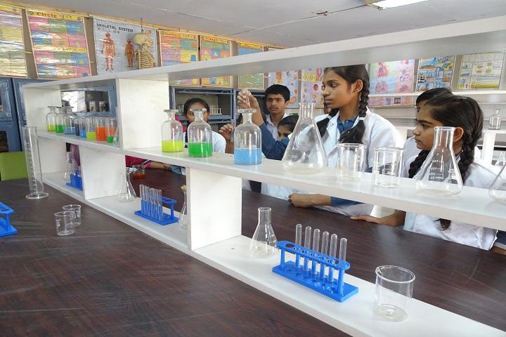 Saint Pauls School-Laboratory