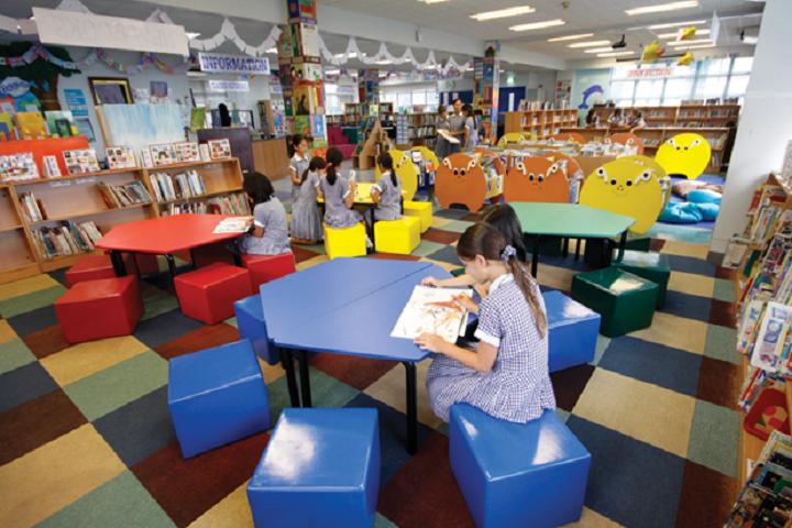 Saint Pauls School-Library