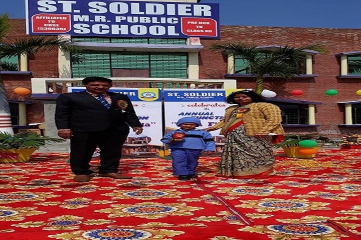 Saint Soldier M R Public School-Fiesta