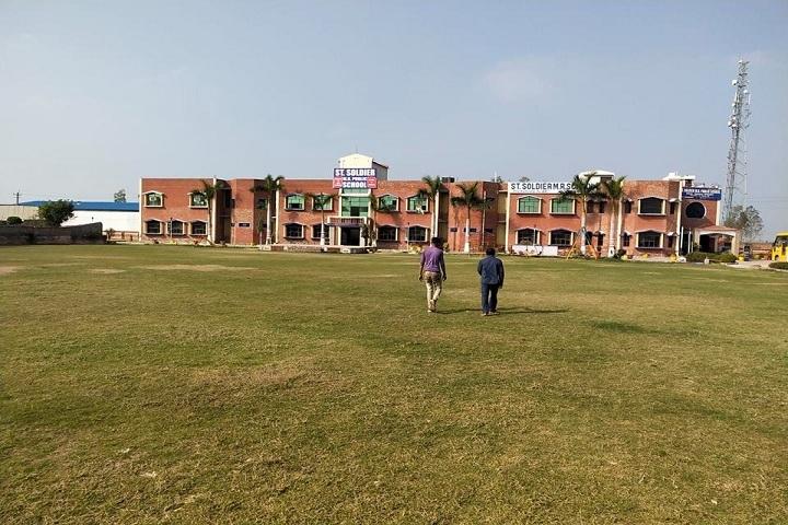 Saint Soldier M R Public School-School View