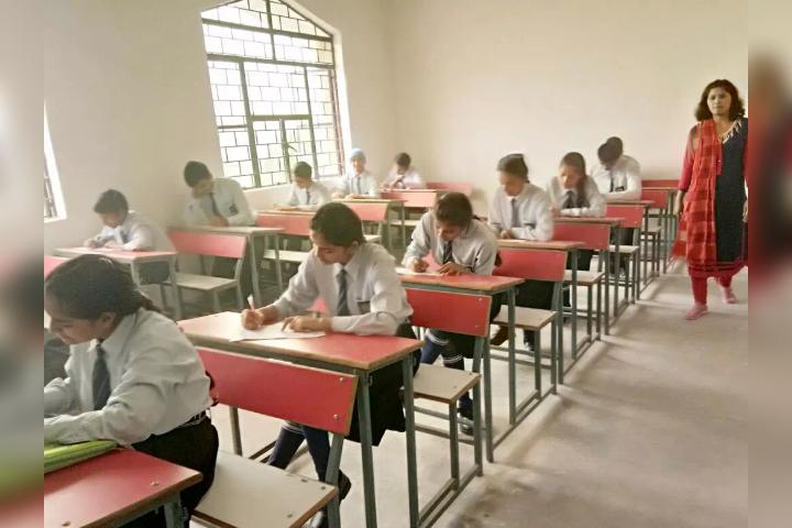 SSMRPS - Classroom View