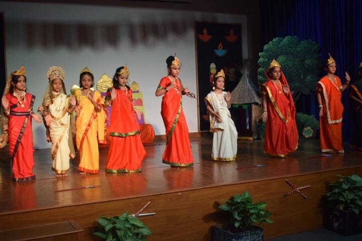 Salwan Public School-Dusshera Celebrations