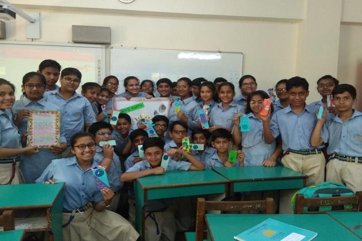 Salwan Public School-Earth Day Celebrations