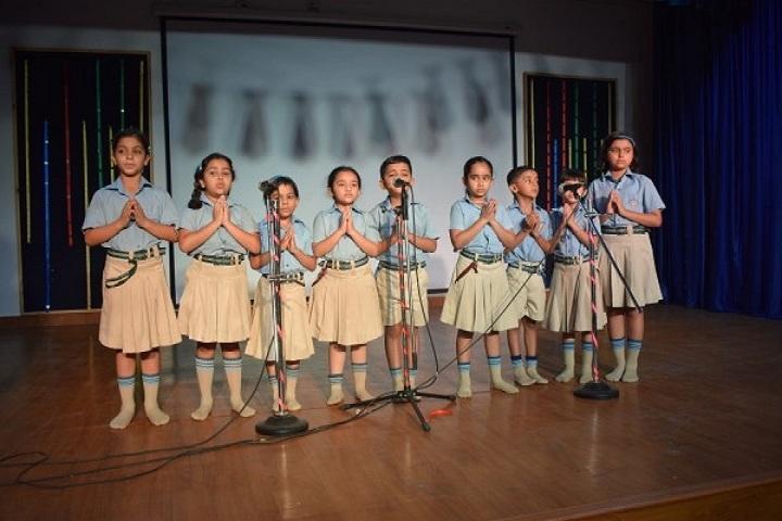 Salwan Public School-Fathers Day Celebrations