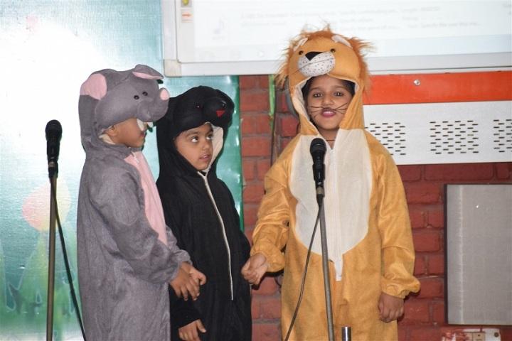 Salwan Public School-Student Led Conference
