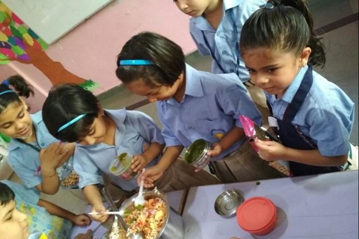 Salwan Public School-Food Fest