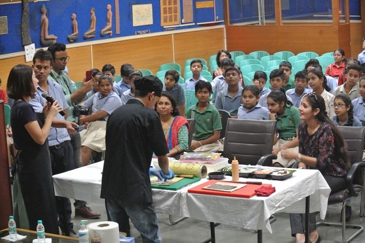 Salwan Public School-Workshop
