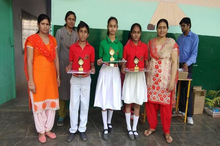 Sanadan Vidya Niketan Public School-Achievement