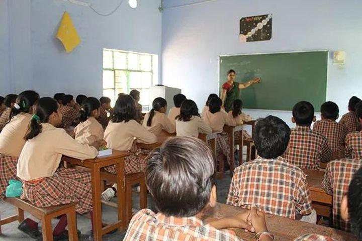Sanadan Vidya Niketan Public School-Classroom