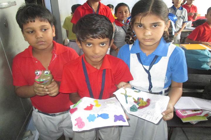 Sanjay Gandhi Memorial Public Senior Secondary School-Art