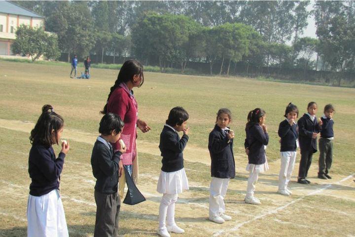 Sanjay Gandhi Memorial Public Senior Secondary School-Sports