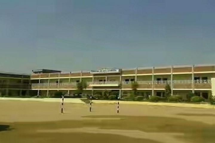 Sanskar Senior Secondary School-School Building