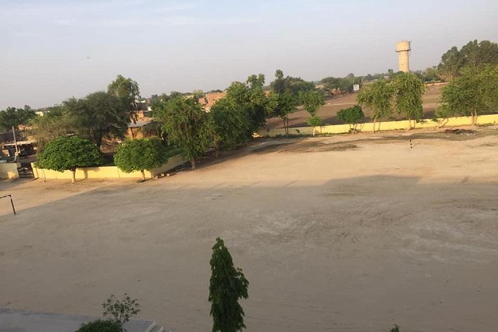 Sanskar Senior Secondary School-School Ground