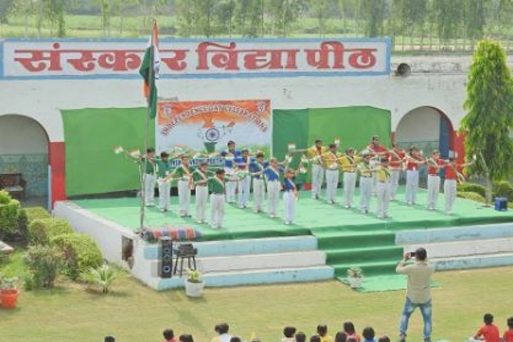 Sanskar Vidya Peeth Senior Secondary School-Independence Day