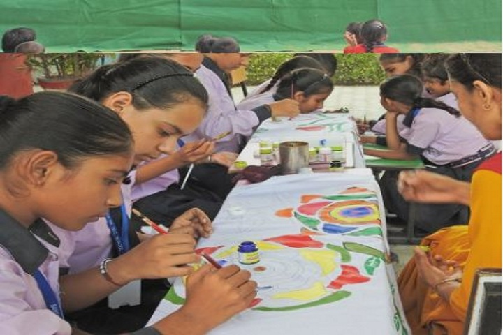 Sanskar Vidya Peeth Senior Secondary School-Painting Competition