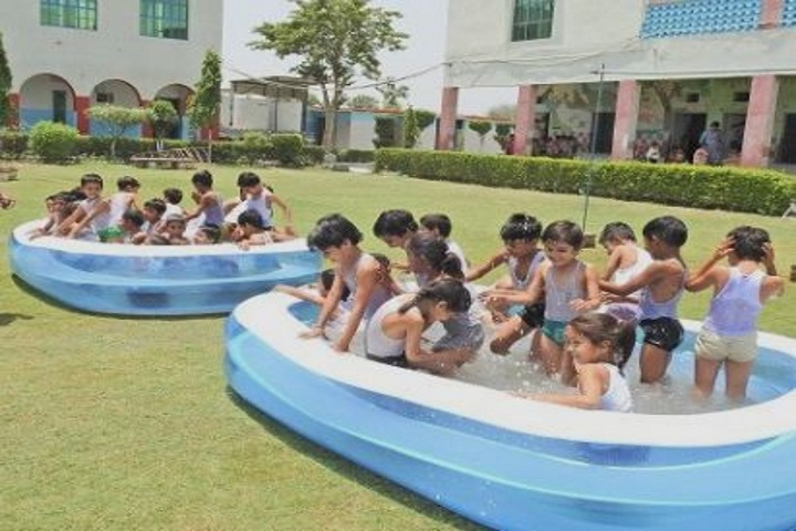 Sanskar Vidya Peeth Senior Secondary School-Pre-Primary Activities