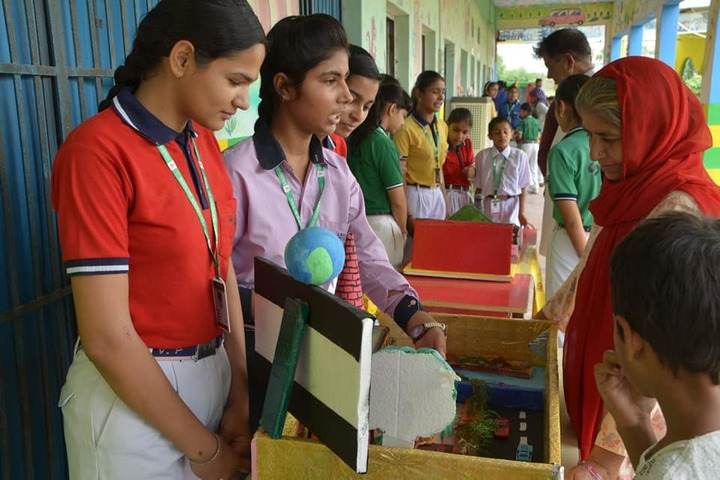Sanskar Vidya Peeth Senior Secondary School-Science Exhibition