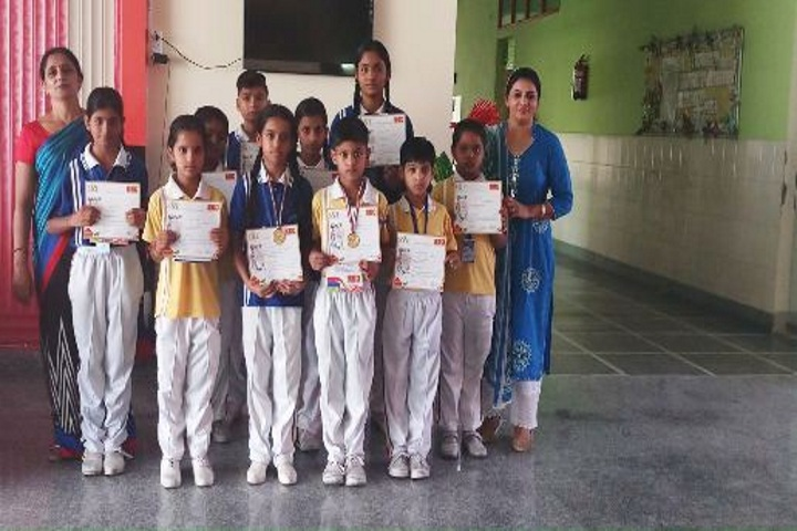 Sanskriti Convent School-Achievements