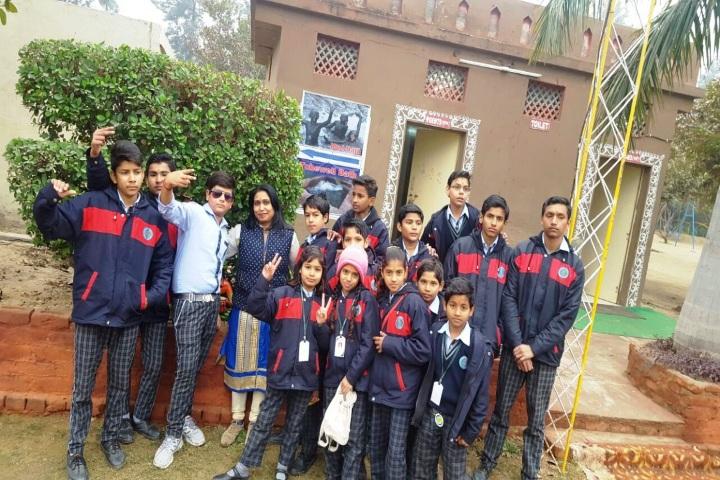 Sanskriti Convent School-Excursion