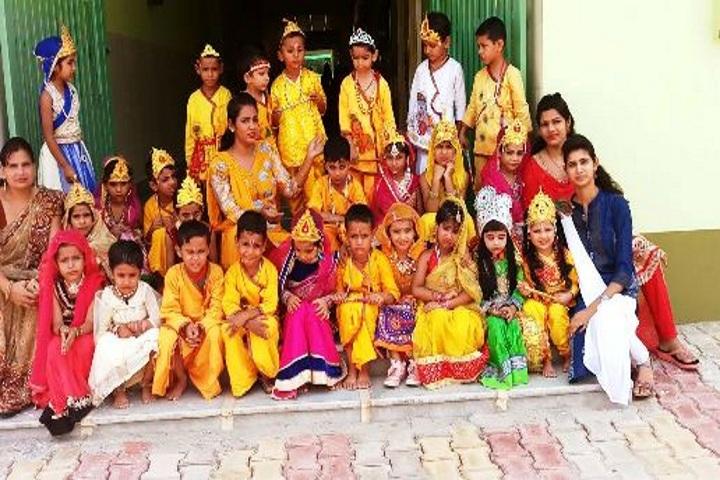 Sanskriti Convent School-Krishnashtami Celebrations