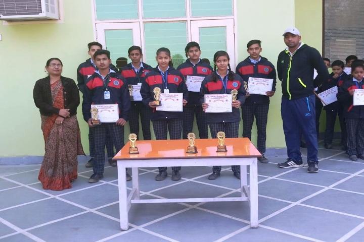 Sanskriti Convent School-Sports Champions