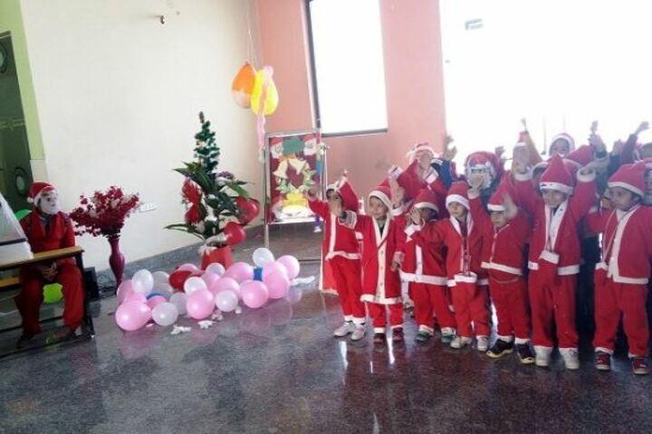 Sanskriti Convent School-Christmas Celebrations