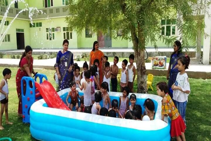 Sanskriti Convent School-Swimming Pool