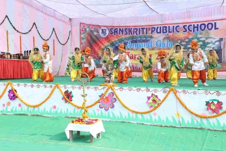 Sanskriti Public School-Annual Day Celebrations