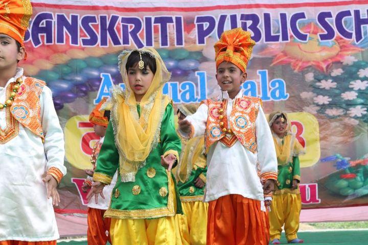Sanskriti Public School-Cultural Fest