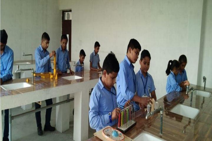 Sanskriti Public School-Science Lab