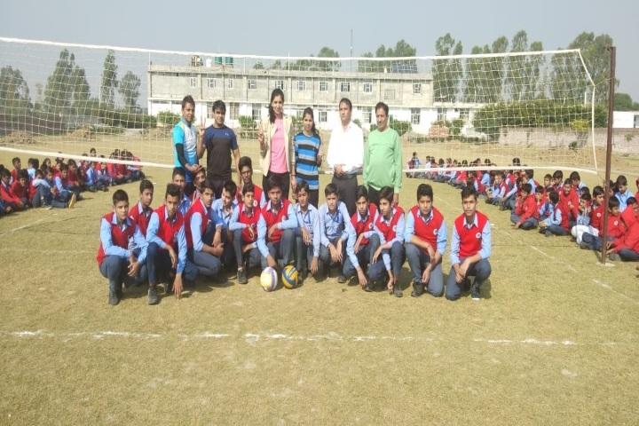 Sanskriti Public School-Sports