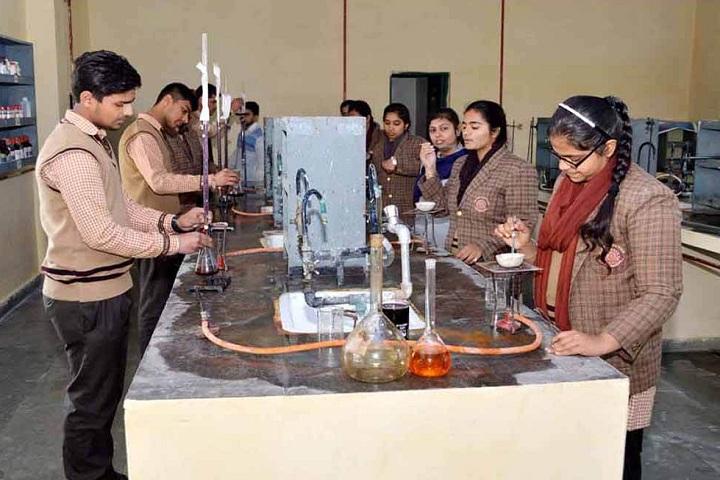 Sant Ishar Singh Academy-Laboratory chemistry