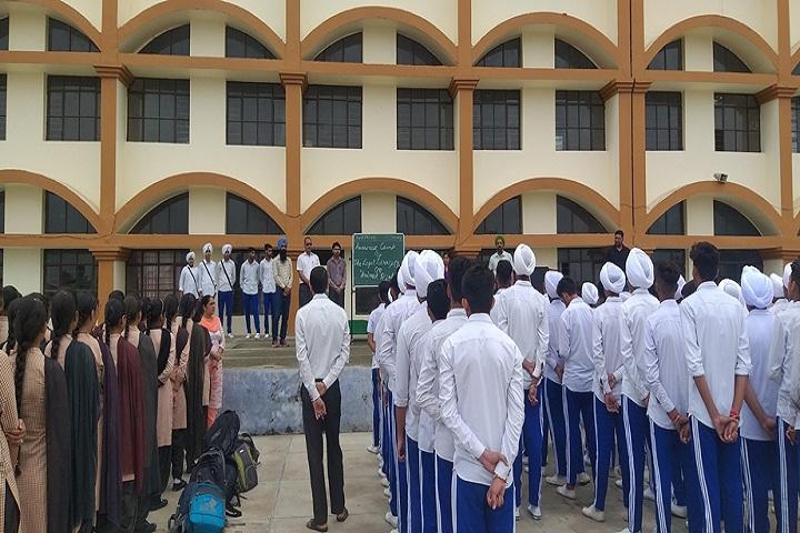 Sant Ishar Singh Academy-Others prayer