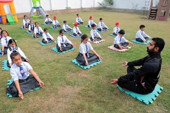 Sant Ishar Singh Academy-Others yoga