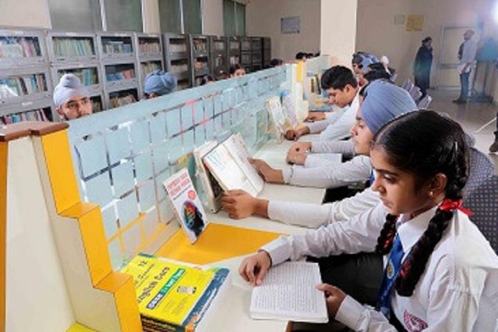 Sant Ishar Singh Academy-Library