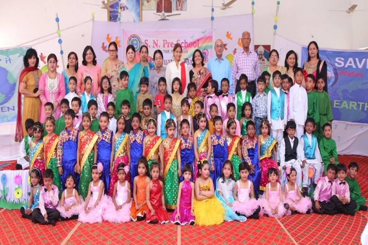 Sant Nirankari Public School-Childrens Day Celebrations