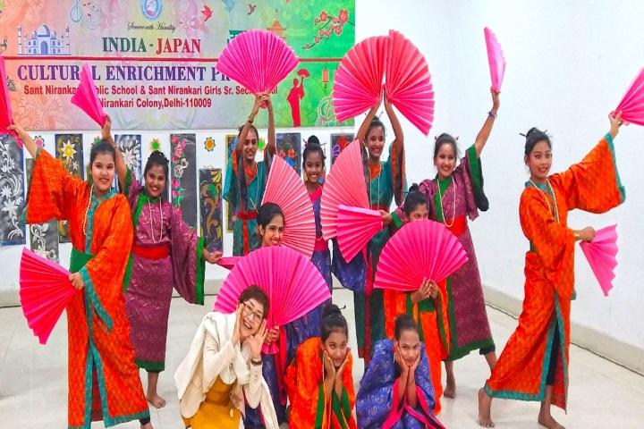 Sant Nirankari Public School-Cultural Enrichment Program