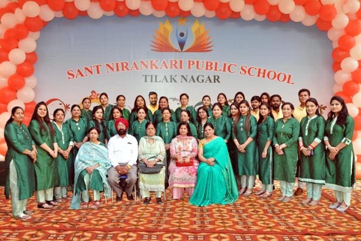 Sant Nirankari Public School-Farewell