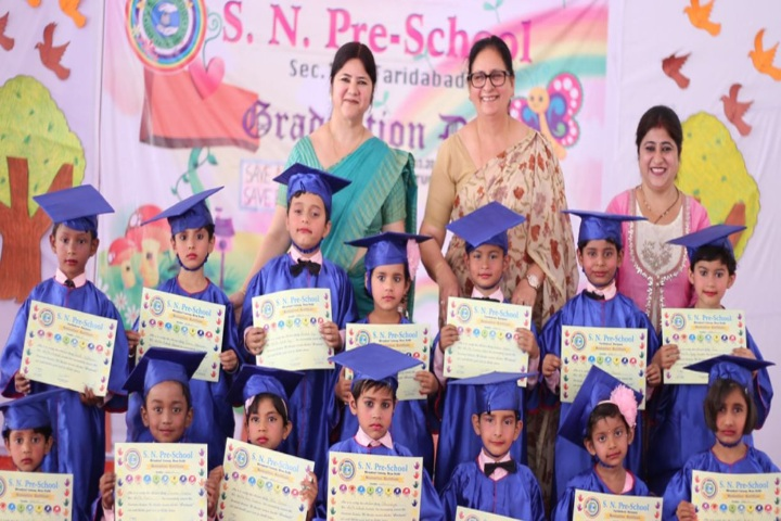 Sant Nirankari Public School-Graduation Day