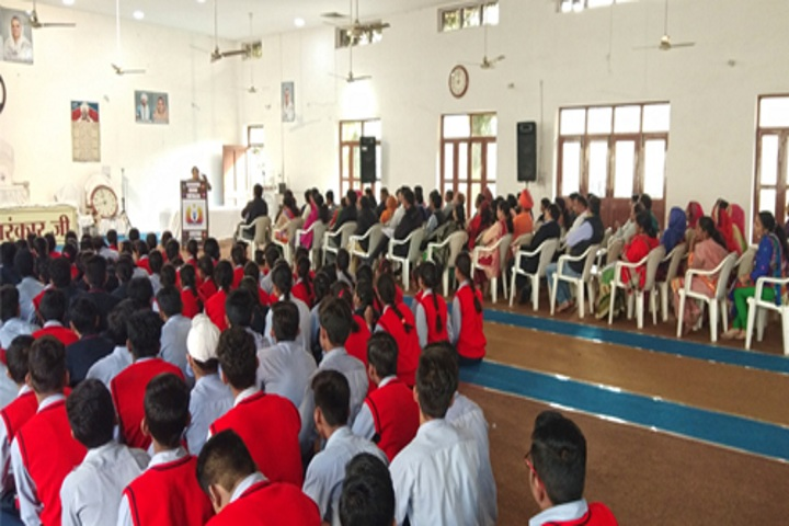 Sant Nirankari Public School-Orientation Day