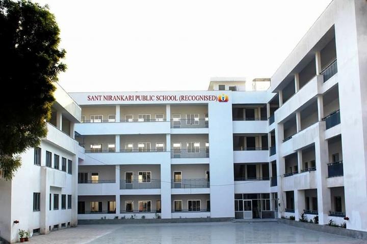Sant Nirankari Public School-School Building