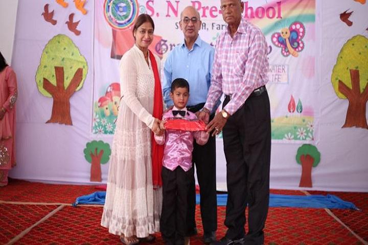 Sant Nirankari Public School-Annual Prize Distribution