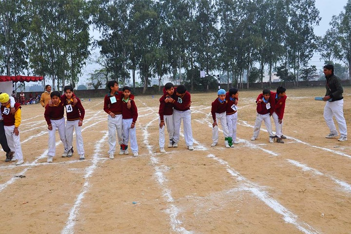 Sant Nischal Singh Public School-Playground
