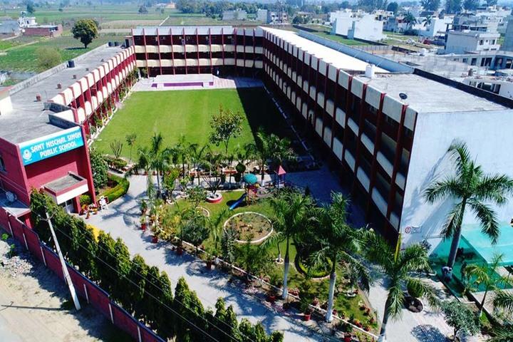 Sant Nischal Singh Public School-School View