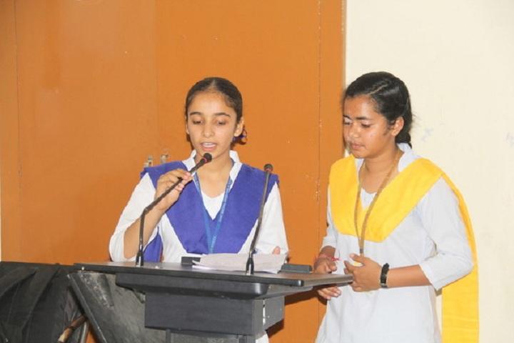 Sant Nischal Singh Public School-Extempore 2017