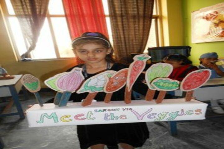 Sant Nischal Singh Public School-Activity