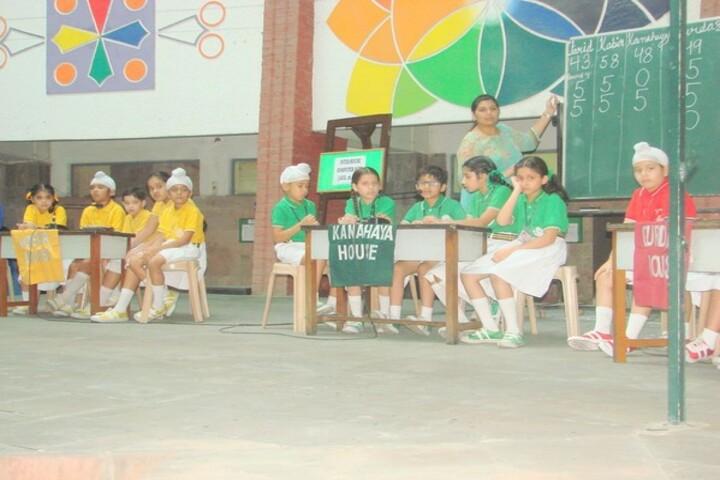 Sant Nischal Singh Public School-Quiz