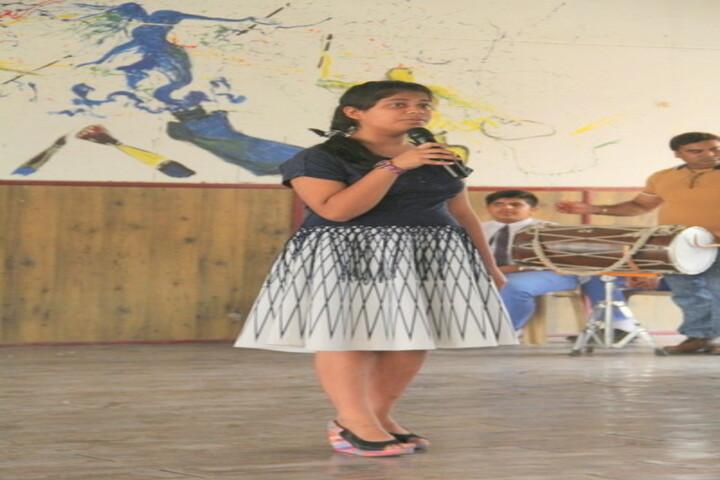 Sant Nischal Singh Public School-Singing Competition