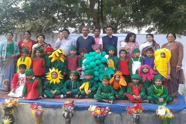 Saraswati Senior Secondary School-Fancy Dress Competition
