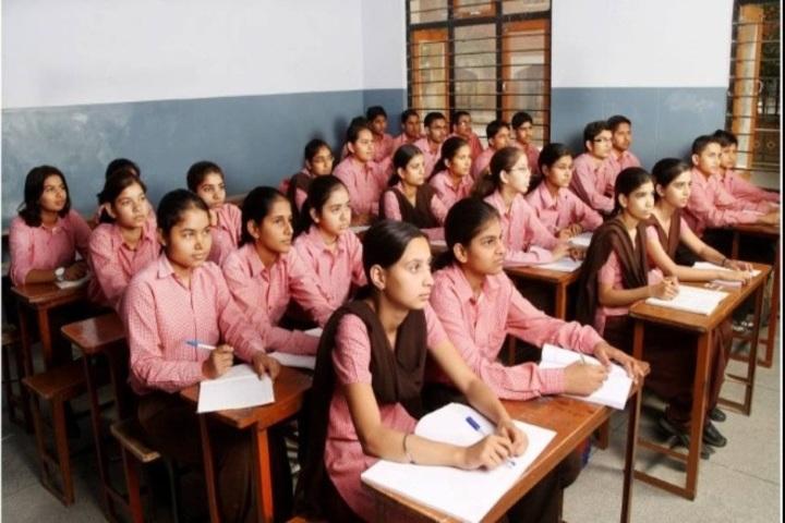 Saraswati Senior Secondary School-Class Rooms